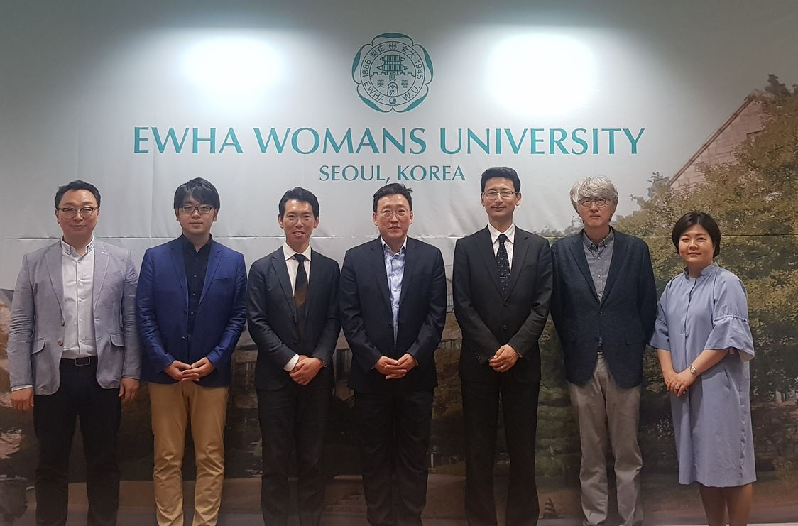 Keio University Engineering Faculties visit OIA 첨부 이미지