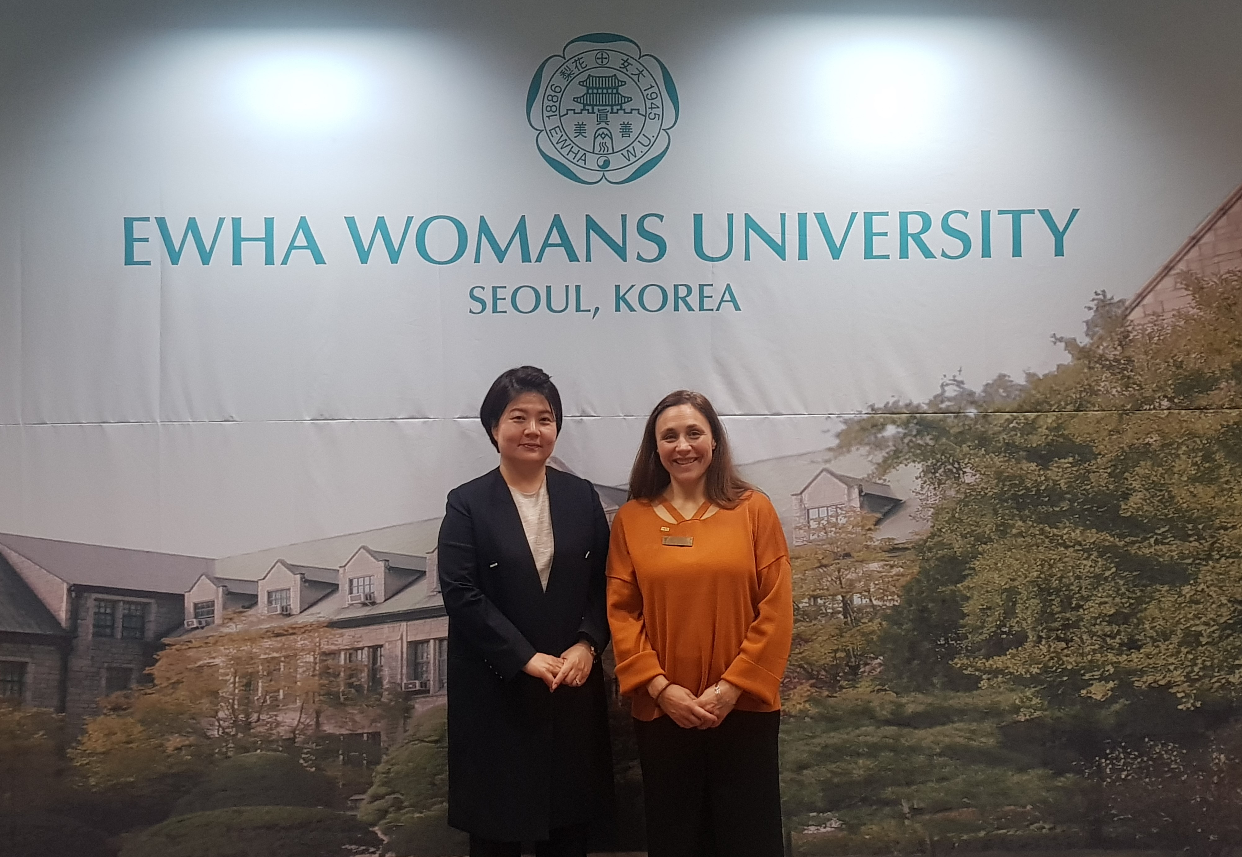 Mount Allison University visits OIA 첨부 이미지